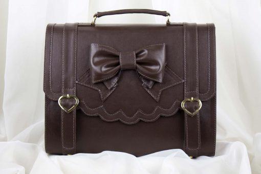 Frilly Academy 3way Bag